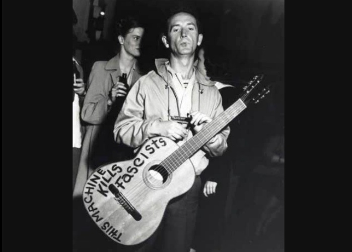 Woodie Guthrie
