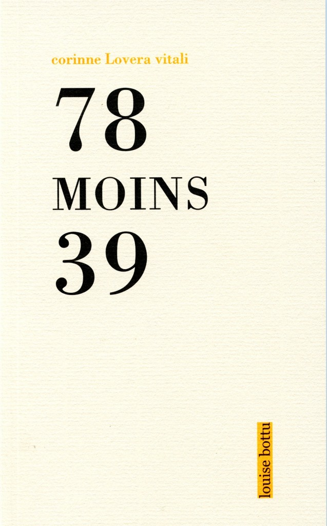 78 moins 39 couv